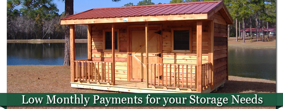 rent to own storage buildings swainsboro ga - Garden Sheds Georgia